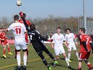 Fußball: Kleinaitingen dringt wieder nicht durch
