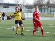 Frauenfußball: Gut gespielt reicht nicht für Türkheim