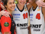 Basketball: Ein Trio, das für Qualität bürgt