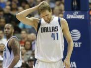 Niederlage gegen Oklahoma: NBA:Kaum noch Playoff-Chancen für Nowitzki und Dallas