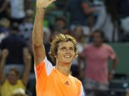 : Zverev gewinnt spektakulären Tennis-Krimi