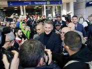 Einjahresvertrag: Fans bereiten Schweinsteiger in Chicago begeisterten Empfang