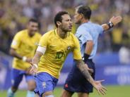 3:0 gegen Paraguay: Brasilien kann WM-Quartier buchen