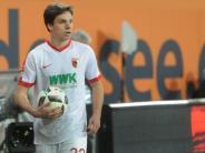 FC Augsburg: Verteidiger Raphael Framberger verlängert bis 2021