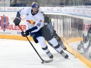 Eishockey: Konrad Abeltshauser - der strickende Eishockey-Profi