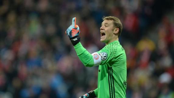 Bayern: FC Bayern zwei Spiele ohne Neuer