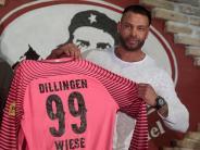 """SSV Dillingen: """"Bin fit und will drei Punkte holen"""": Video zur Wiese-Pressekonferenz"""