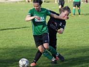 Frauenfußball: Viele Tormöglichkeiten, aber keine Treffer