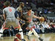 Basketball-Profiliga NBA: Rookie Zipser gewinnt mit Chicago gegen Meister Cleveland