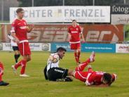 Fußball-Landesliga: Aindling muss auf die Zähne beißen