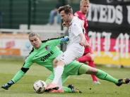 Regionalliga Südwest: Spatzen knapp am Coup vorbei
