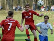 Bezirksliga-Topspiel: Tiefenbach zwei, Holzheim eins