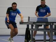 Tischtennis: Ein Ziel bleibt noch