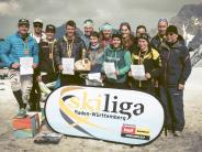 Ski alpin: Ulmer sind stolze deutsche Mannschaftsmeister