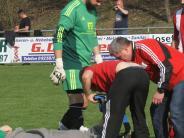 Fußball-BezirksligaI: BCA beim Aufsteiger mit neuem Torhüter