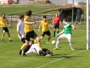 Fußball-A-Klasse Nord: Mönchsdeggingen übernimmt die Tabellenführung