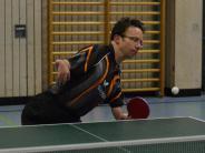 Tischtennis: Keine Punkte mehr, aber Klasse gehalten