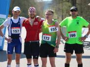 Leichtathletik: Achtungserfolge über die langen Strecken