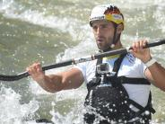Kanu: Nur der Weltmeister ist schneller als Aigner