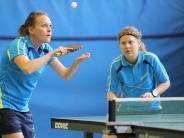 Tischtennis: Titel ja, aber Aufstieg?