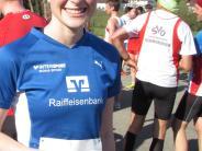 Leichtathletik: Christina Kratzer holt sich ihren ersten Schwäbischen Meistertitel