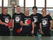 Tischtennis: Starker Endspurt