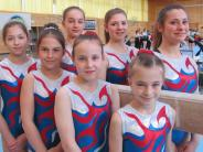 Turnen: Guter Start in die Landesliga 3