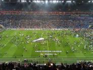 Lyon: Lyon gegen Besiktas: Schwere Ausschreitungen vor dem Spiel