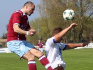 Fußball-Kreisliga: Steigt Aufsteiger Alsmoos noch höher?