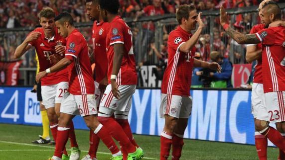 Bayern sprechen sich nach 1:2 Mut zu