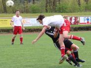 Fußball-A-Klasse Nord: Sechs Punkte für den Tabellenführer