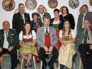 Generalversammlung: Schützenfest zur Standartenweihe