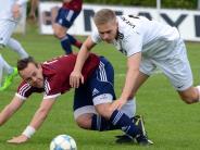 Fußball-Bezirksliga: Hollenbach stolpert erstmals 2017