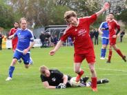 Fußball–Kreisklasse Nord 1: Hainsfarth schießt sich an die Spitze