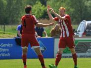 Fußball-Bezirksliga: Adelzhausens Müller trifft gleich dreimal