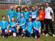 Turniere: Sehenswerter Mädchenfußball