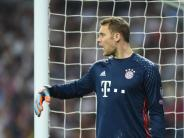 FC Bayern: Nach Fußbruch: Muss Manuel Neuer in Krücken heiraten?