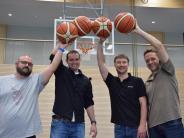 Basketball: Die Bälle weiter hochhalten