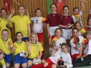 Schulsport: Spannende Vergleiche der Fußballmädchen