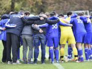 Fußball: Für den Erfolg zusammenstehen