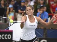 Tennis: Görges siegt und löst Kerber als beste deutsche Spielerin ab