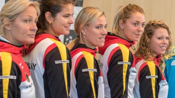 Görges beschert Fed-Cup-Team den Klassenerhalt