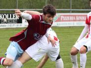 Fußball-Kreisliga: Gerangel um die Spitzenplätze