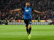 1:1 gegen FC Köln: Hoffenheim macht Europapokal-Teilnahme klar