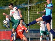 Regionalliga Bayern: Illertisser werden abgeblockt