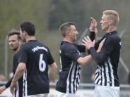 Fußball-Kreisliga West: Feiertag für die Wiesenbacher