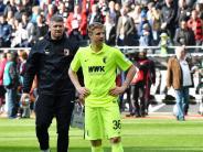 """FCAugsburg: Hinteregger spricht Klartext: """"Erwarte, dass man auf die Zähne beißt"""""""