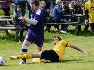 Fußball: Doch kein Bein gestellt