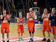 Basketball Ulm: Ulmer gewinnen Heimspiel gegen  Skyliners Frankfurt