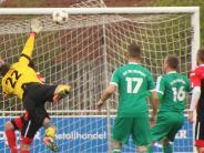 Fußball-Landesliga: Aindling macht es dem Gegner leicht